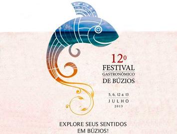 12º Festival Gastronômico de Búzios reunirá 48 restaurantes do balneário